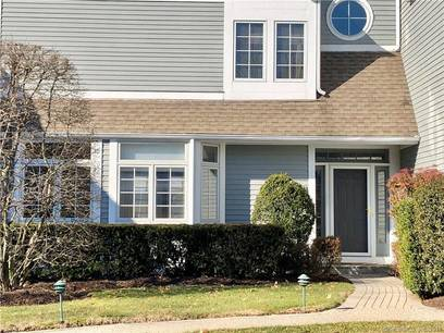 Condo Home Sold in Darien CT 06820.  townhouse near lake side waterfront with swimming pool and 1 car garage.