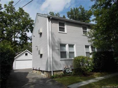 Multi Family Home Sold in Stamford CT 06905. Old  house near waterfront with 2 car garage.