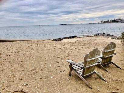 Single Family Home For Rent in Westport CT 06880. Old colonial house near beach side waterfront with 1 car garage.