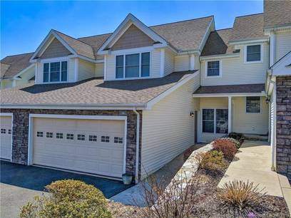Condo Home Sold in Shelton CT 06484.  townhouse near river side waterfront with swimming pool and 2 car garage.