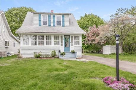 Single Family Home Sold in Stratford CT 06615. Old  bungalow, cape cod house near beach side waterfront.