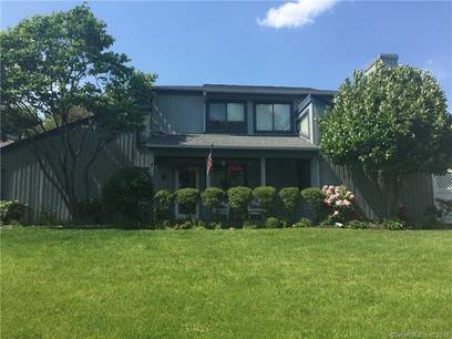 Single Family Home Sold in Stamford CT 06905. Contemporary house near waterfront with 2 car garage.