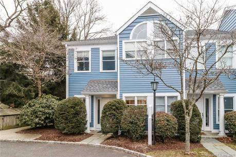 Condo Home Sold in Westport CT 06880.  townhouse near beach side waterfront.