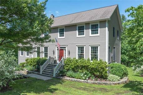 Single Family Home Sold in Newtown CT 06470. Colonial house near waterfront with 3 car garage.