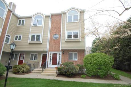 Condo Home Sold in Norwalk CT 06850.  townhouse near beach side waterfront with 2 car garage.