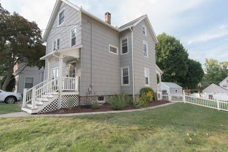 Single Family Home Sold in Danbury CT 06810. Old victorian, colonial house near waterfront with 1 car garage.