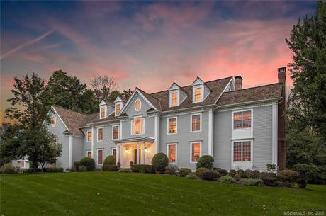 Mansion Sold in Fairfield CT 06824. Big colonial house near waterfront with 3 car garage.
