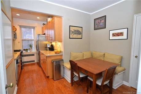 Condo Home Sold in Stamford CT 06902. Old ranch house near beach side waterfront.