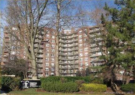 Condo Home Sold in Stamford CT 06902.  house near beach side waterfront with swimming pool and 1 car garage.