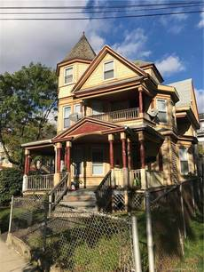 Short Sale: Multi Family Home Sold in Bridgeport CT 06605. Old  house near waterfront.