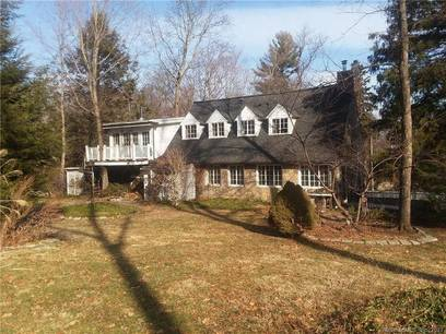 Foreclosure: Single Family Home Sold in Wilton CT 06897. Old  cape cod, cottage house near waterfront.