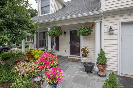Condo Home Sold in Wilton CT 06897.  townhouse near beach side waterfront with 2 car garage.