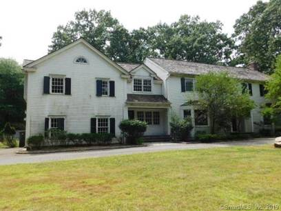 Foreclosure: Single Family Home Sold in Greenwich CT 06830. Colonial house near beach side waterfront with swimming pool and 2 car garage.