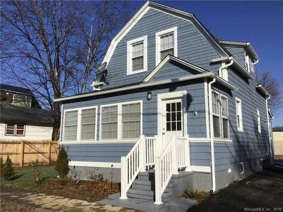 Single Family Home For Sale in Stratford CT 06615. Old colonial house near waterfront.