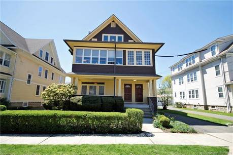 Multi Family Home Sold in Bridgeport CT 06605. Old  house near waterfront with 3 car garage.