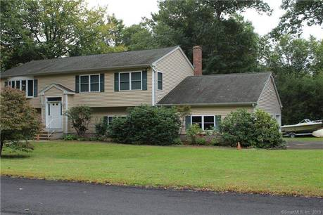 Single Family Home Sold in Shelton CT 06484. Ranch house near waterfront with 3 car garage.