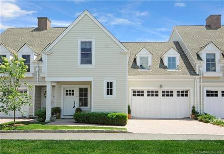 Condo Home Sold in Stamford CT 06902.  townhouse near waterfront with swimming pool and 2 car garage.