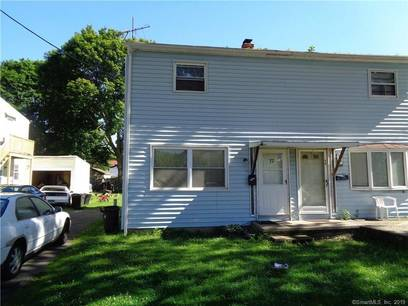 Single Family Home Sold in Stratford CT 06615.  house near waterfront.