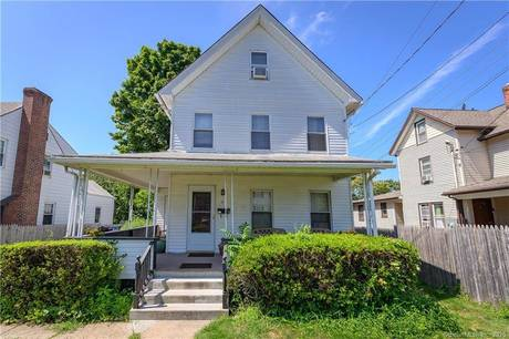 Single Family Home Sold in Norwalk CT 06850. Old victorian, colonial house near waterfront.