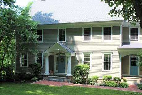 Single Family Home Sold in Bethel CT 06801. Colonial house near waterfront with 3 car garage.