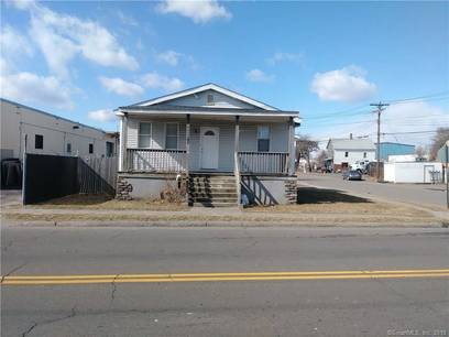 Single Family Home Sold in Stratford CT 06615. Old  bungalow house near beach side waterfront.