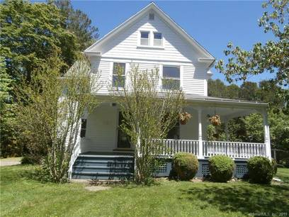Single Family Home Sold in Easton CT 06612. Old victorian farm house near waterfront with 6 car garage.