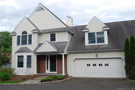 Condo Home For Rent in New Canaan CT 06840.  townhouse near waterfront with 2 car garage.
