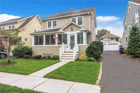 Single Family Home For Sale in Norwalk CT 06855. Old colonial house near beach side waterfront with 1 car garage.