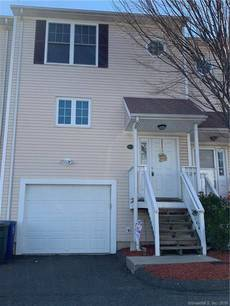 Condo Home Sold in Bridgeport CT 06607.  townhouse near waterfront with 1 car garage.