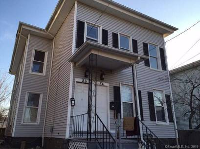 Foreclosure: Short Sale: Multi Family Home Sold in Bridgeport CT 06608. Old  house near waterfront.