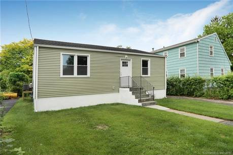 Single Family Home Sold in Stratford CT 06615. Ranch house near waterfront.