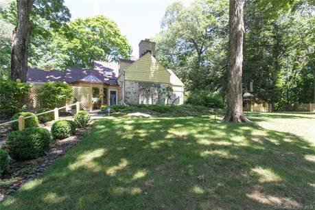 Single Family Home Sold in Stamford CT 06903. Old  cape cod house near waterfront with 2 car garage.