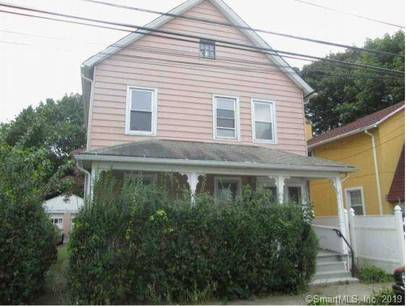Foreclosure: Multi Family Home Sold in Bridgeport CT 06605. Old  house near waterfront with 2 car garage.