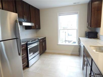Residential Property For Rent in Stamford CT 06902. Contemporary townhouse near waterfront.