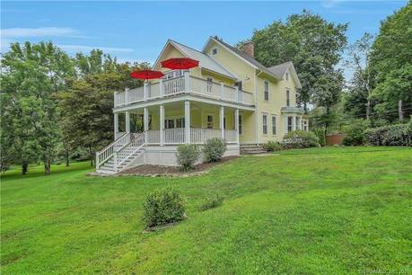 Single Family Home Sold in Bethel CT 06801. Old antique farm house near lake side waterfront with 2 car garage.