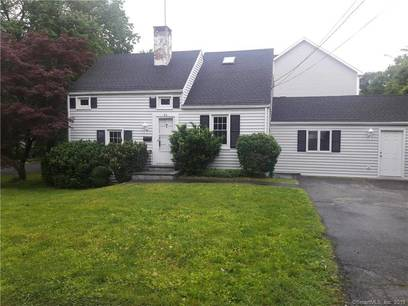 Single Family Home Sold in Stamford CT 06907. Old  cape cod house near waterfront.
