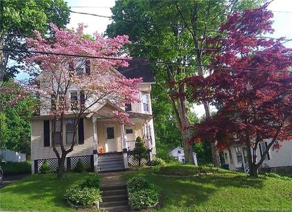 Short Sale: Multi Family Home Sold in Bethel CT 06801. Old  house near waterfront.