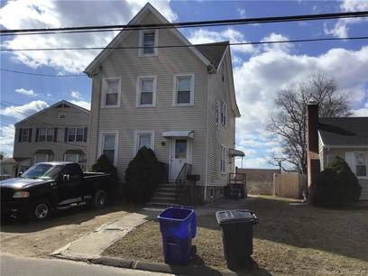 Multi Family Home Sold in Norwalk CT 06850. Old  house near waterfront with 1 car garage.