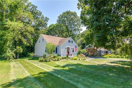 Single Family Home Sold in Trumbull CT 06611. Old  cape cod house near waterfront.