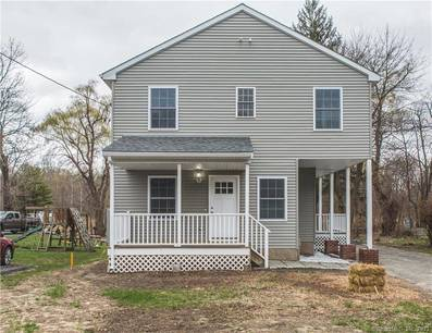 Multi Family Home For Sale in Bethel CT 06801. Old  house near waterfront.