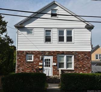 Short Sale: Multi Family Home Sold in Stamford CT 06902. Old  house near waterfront.