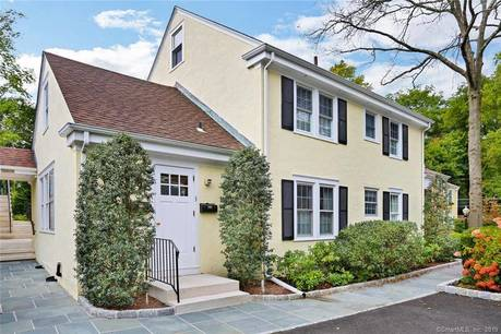 Condo Home Sold in Greenwich CT 06807. Old  townhouse near waterfront.