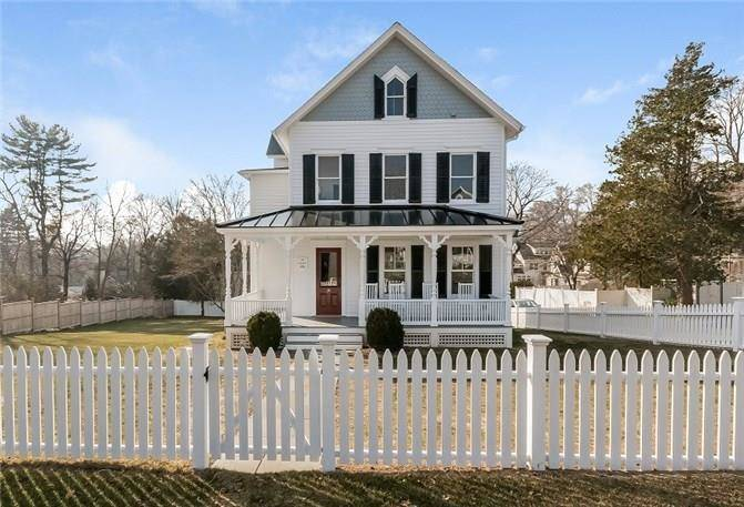 Single Family Home Sold in Norwalk CT 06853. Old colonial farm house near beach side waterfront with 2 car garage.