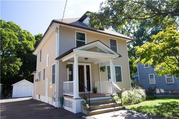Single Family Home Sold in Stratford CT 06615. Old colonial house near waterfront with 1 car garage.