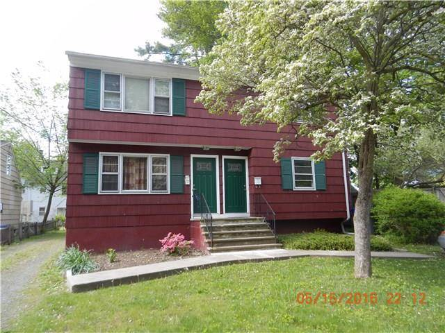 Multi Family Home Sold in Norwalk CT 06851.  house near beach side waterfront with 2 car garage.