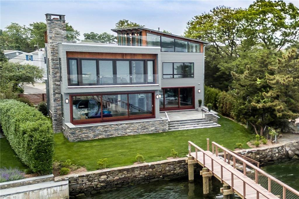 115 Harbor Road In Westport Ct Is A Single Family Home