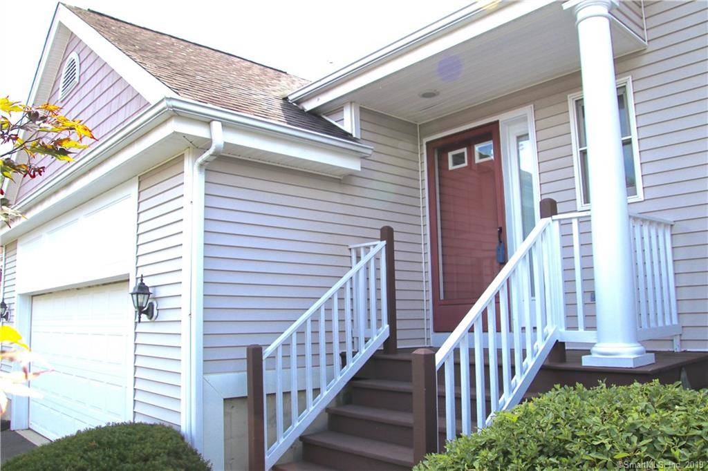 Condo Home Sold in Shelton CT 06484.  townhouse near waterfront with swimming pool and 2 car garage.