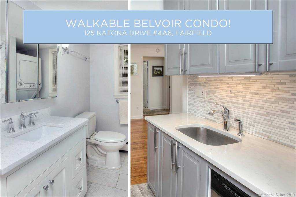 Condo Home Sold in Fairfield CT 06824. Ranch house near waterfront.