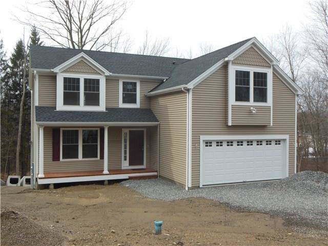 Single Family Home Sold in Bethel CT 06801. Colonial house near waterfront with 2 car garage.