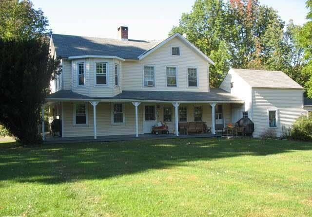 Multi Family Home Sold in Ridgefield CT 06877. Old  house near waterfront with 2 car garage.